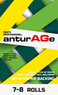 ANTURAGE for paper backing