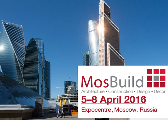 MOSBUILD INTERNATIONAL EXHIBITION 2016